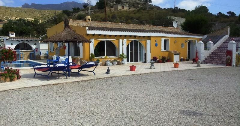 Chalet en Campello en zona rústica