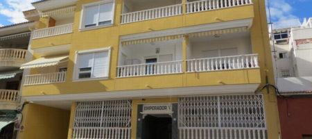 Apartamento en Campello en segunda linea de mar.